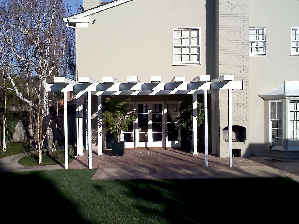 Patios Decks Balconies And Pergolas